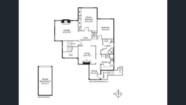 2/22 Rae Street, Hawthorn 3122, VIC Apartment Photo