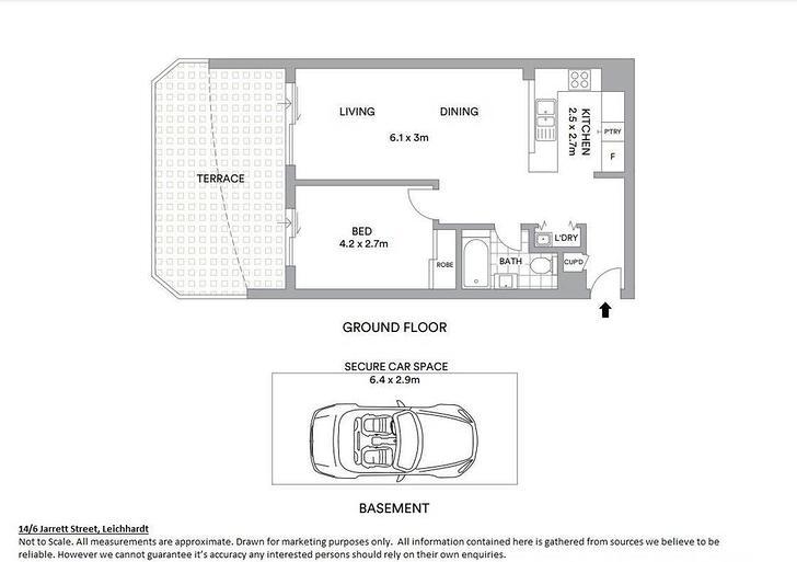 14/6-8 Jarrett Street, Leichhardt 2040, NSW Apartment Photo