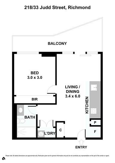 218/33 Judd Street, Richmond 3121, VIC Apartment Photo