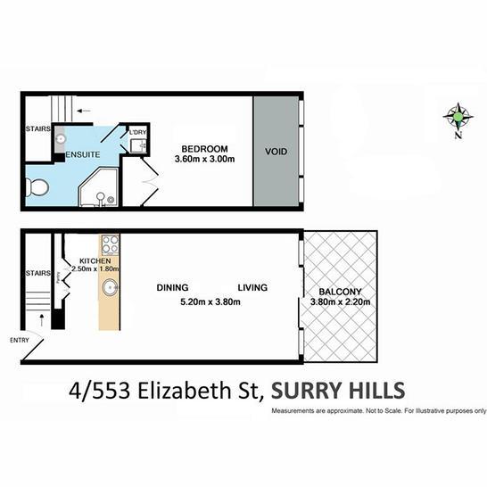 4/553-555 Elizabeth Street, Surry Hills 2010, NSW Apartment Photo