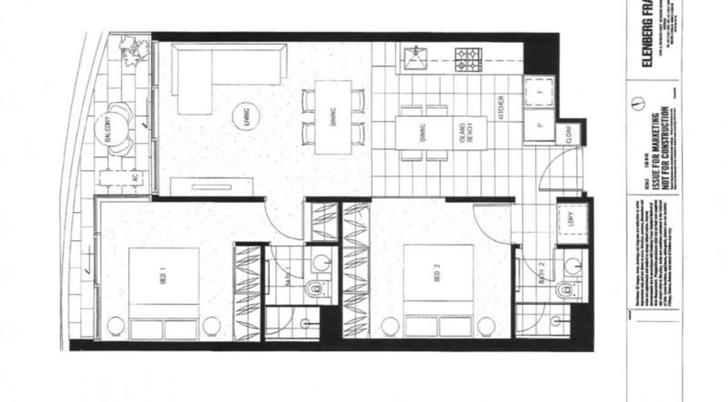 1706/50 Albert Road, South Melbourne 3205, VIC Apartment Photo