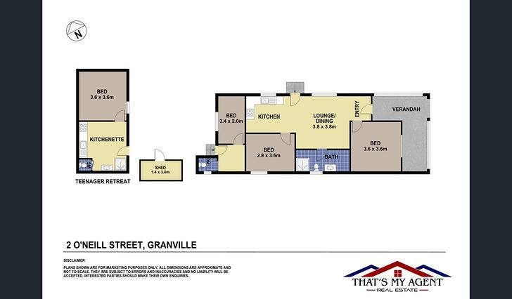 2 O'neill Street, Granville 2142, NSW House Photo