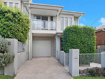 3 / 8 Picot Street, Kelvin Grove 4059, QLD Townhouse Photo