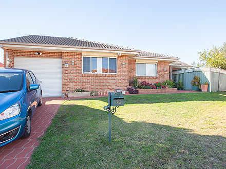 21 Plukavec Circuit, Prestons 2170, NSW House Photo