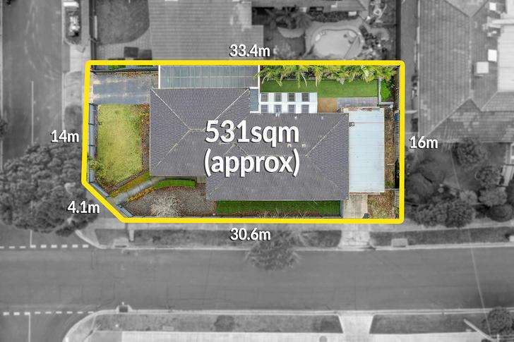 44 Campaspe Crescent, Keilor 3036, VIC House Photo