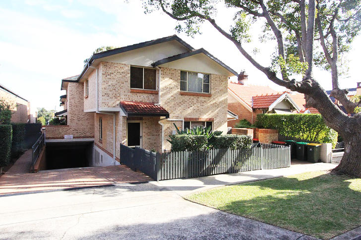3/15A Wrights Road, Drummoyne 2047, NSW Townhouse Photo