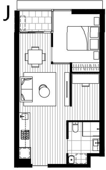 808/91 Galada Avenue, Parkville 3052, VIC Apartment Photo