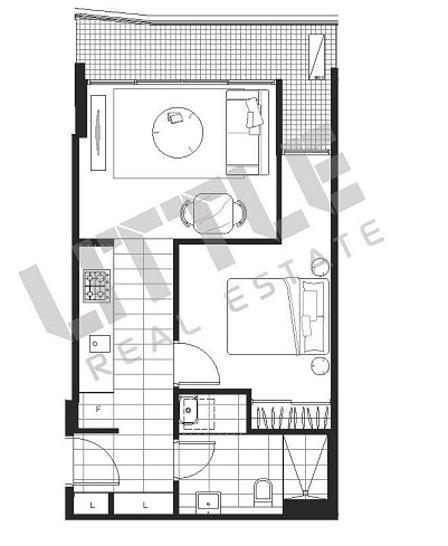 2706/3 Yarra Street, South Yarra 3141, VIC Apartment Photo