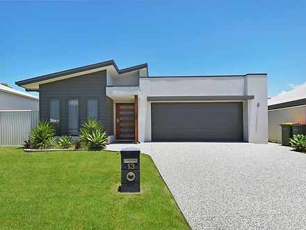 13 Severn Place, Pelican Waters 4551, QLD House Photo