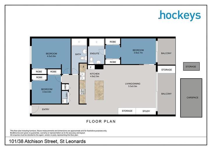 101/38 Atchison Street, St Leonards 2065, NSW Apartment Photo