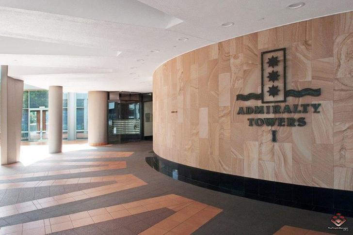 13F / 35 Howard Street, Brisbane City 4000, QLD Apartment Photo