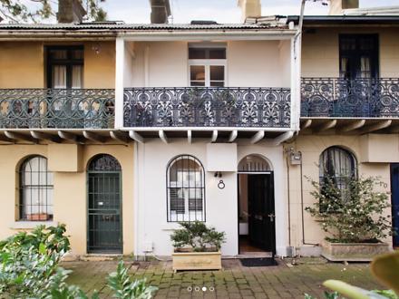 8 Little Napier Street Street, Paddington 2021, NSW Terrace Photo