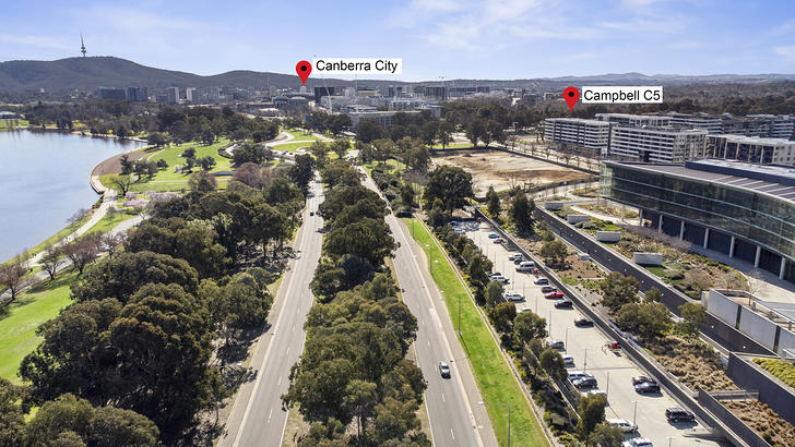 208/4 Anzac Park, Campbell 2612, ACT Apartment Photo