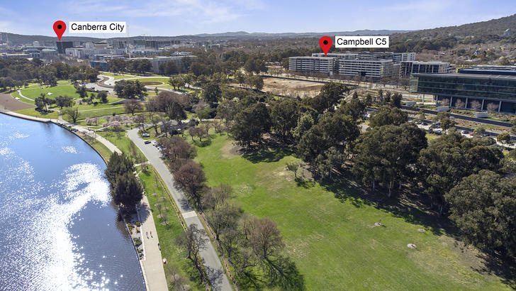 125/2 Anzac Park, Campbell 2612, ACT Apartment Photo