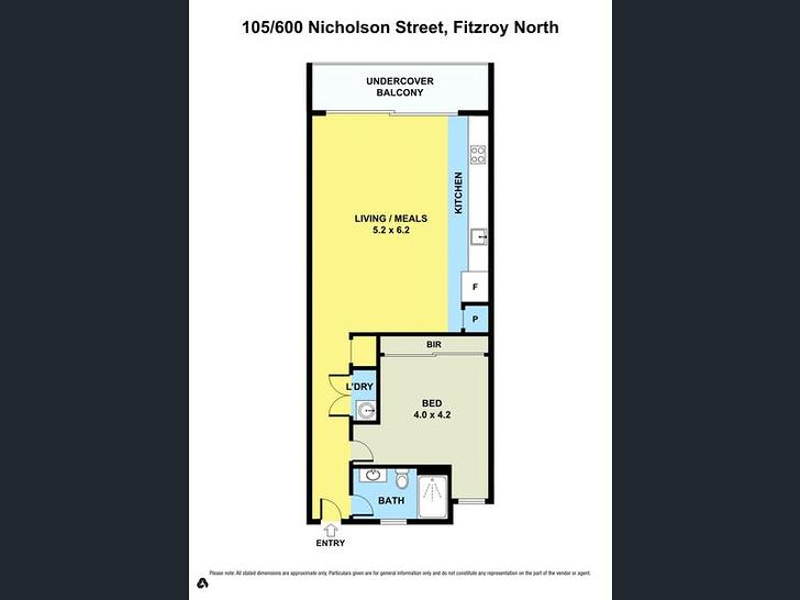 105/600 Nicholson Street, Fitzroy North 3068, VIC Apartment Photo