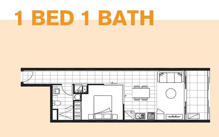 131/80 Cheltenham Road, Dandenong 3175, VIC Apartment Photo