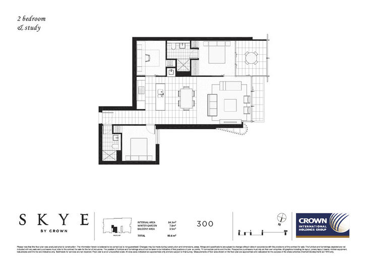300/211 Pacific Highway, North Sydney 2060, NSW Apartment Photo