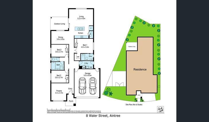 8 Waler Street, Aintree 3336, VIC House Photo