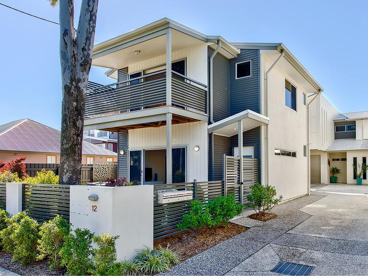 1/12 Olivia Street, Northgate 4013, QLD Townhouse Photo