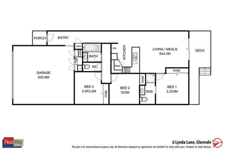 6 Lynda Lane, Glenvale 4350, QLD Unit Photo