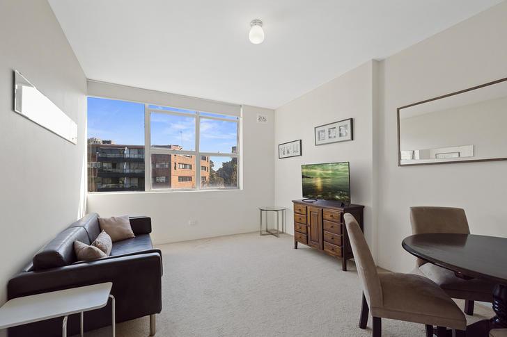 63/1 Holdsworth Avenue, Elizabeth Bay 2011, NSW Apartment Photo