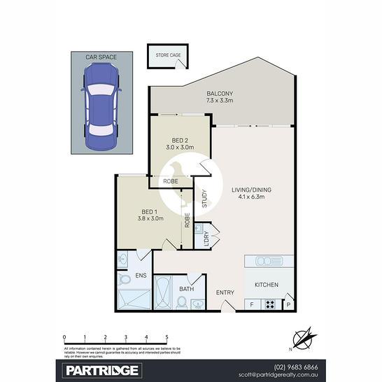 610/20 Nancarrow Avenue, Ryde 2112, NSW Apartment Photo