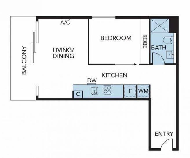 306/97 Palmerston Crescent, South Melbourne 3205, VIC Apartment Photo