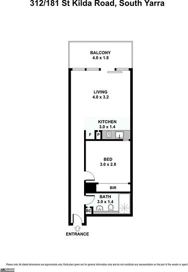 312/181 St Kilda Road, St Kilda 3182, VIC Apartment Photo