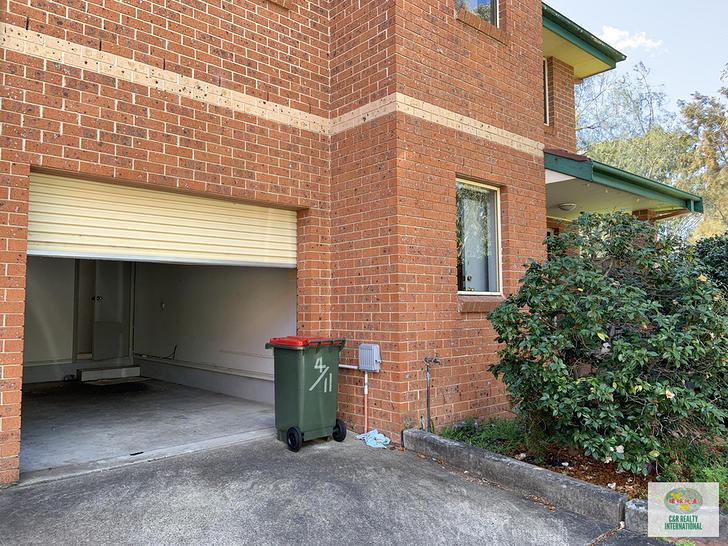 4/11 - 13 Water Street, Wentworthville 2145, NSW Townhouse Photo