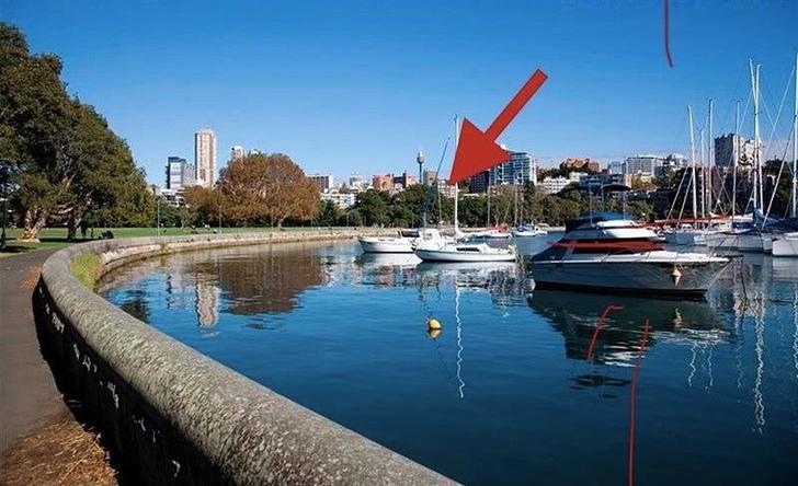 33/41-49 Roslyn Gardens, Elizabeth Bay 2011, NSW Apartment Photo
