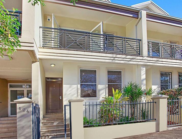 6/114-124 Pitt Street, Redfern 2016, NSW Townhouse Photo