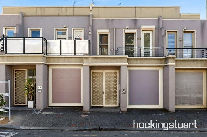 109 Lothian Street, North Melbourne 3051, VIC Townhouse Photo
