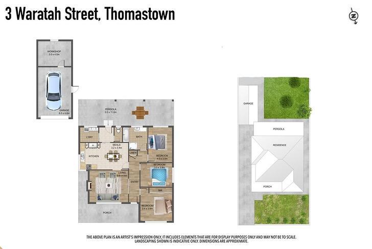 3 Waratah Street, Thomastown 3074, VIC House Photo