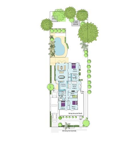 65 Gray Avenue, Corinda 4075, QLD House Photo
