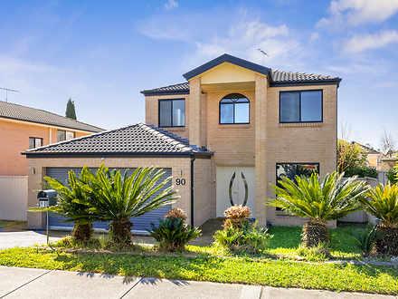 90 Conrad Road, Kellyville Ridge 2155, NSW House Photo
