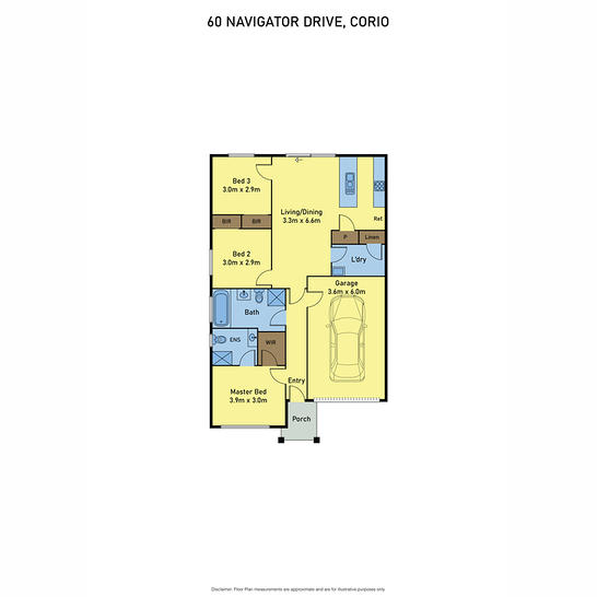 60 Navigator Drive, Corio 3214, VIC House Photo