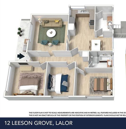 12 Leeson Grove, Lalor 3075, VIC House Photo