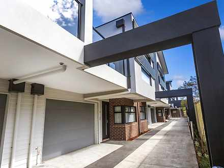 5/198 Hyde Street, Yarraville 3013, VIC Townhouse Photo