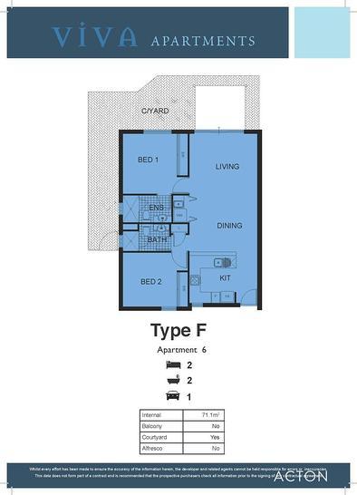 6/208 Fisher Street, Cloverdale 6105, WA Apartment Photo