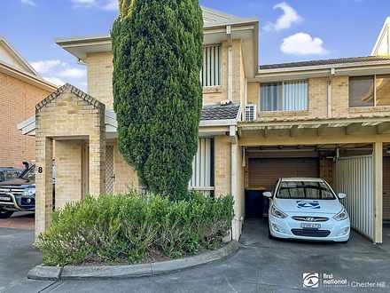 8/50-56 Boundary Road, Chester Hill 2162, NSW Townhouse Photo