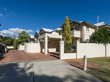 5/27 Canning Highway, Victoria Park 6100, WA Townhouse Photo