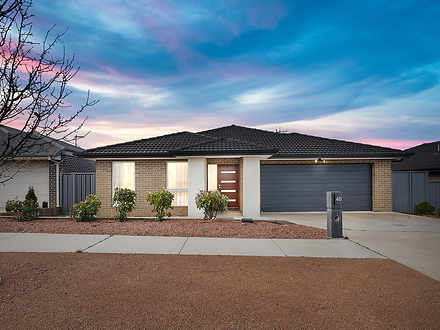 40 Rochelle Street, Moncrieff 2914, ACT House Photo