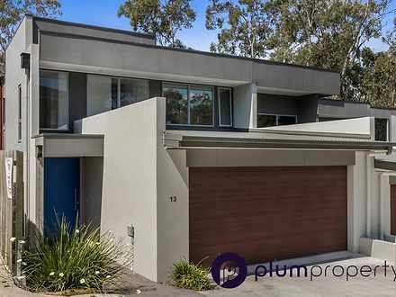 13/45 Kersley Road, Kenmore 4069, QLD Townhouse Photo