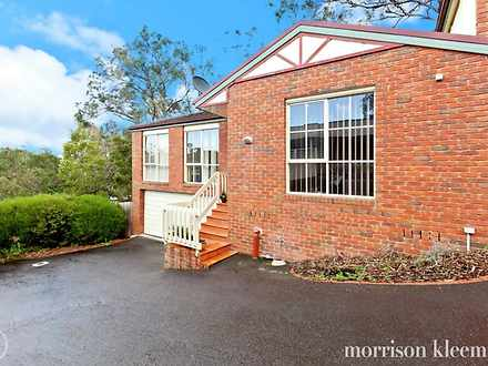 6/20 Livingstone Road, Eltham 3095, VIC Townhouse Photo