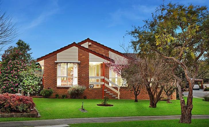 41 Huntingdon Drive, Wantirna South 3152, VIC House Photo