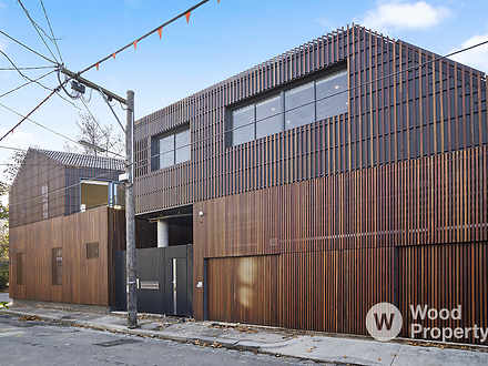 TOWNHOUSE 4/1 Percy Street, Fitzroy North 3068, VIC Townhouse Photo
