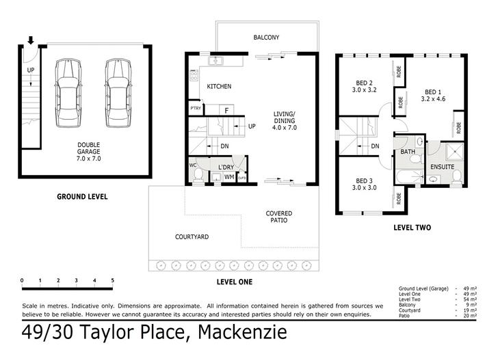 49/30 Taylor Street, Mackenzie 4156, QLD Townhouse Photo