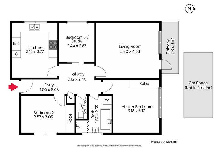 6/32 Oak Grove, Ripponlea 3185, VIC Apartment Photo