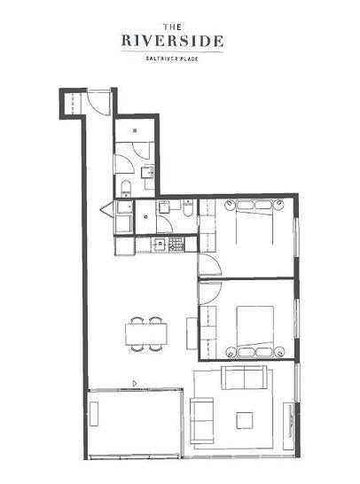 422/1 Moreland Street, Footscray 3011, VIC Apartment Photo