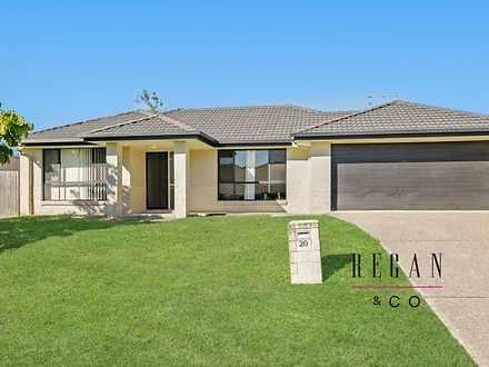 20 Valleyview Street, Narangba 4504, QLD House Photo